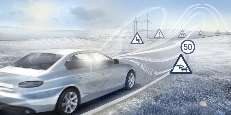 программное обеспечение и сервисные решения Bosch для подключенного автомобиля