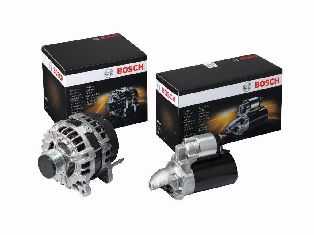 Стартеры Bosch: заводите автомобиль с пол-оборота!