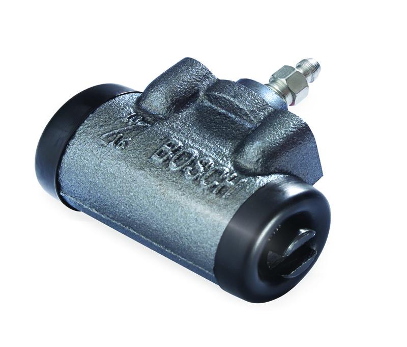 Безопасность с тормозными системами Bosch