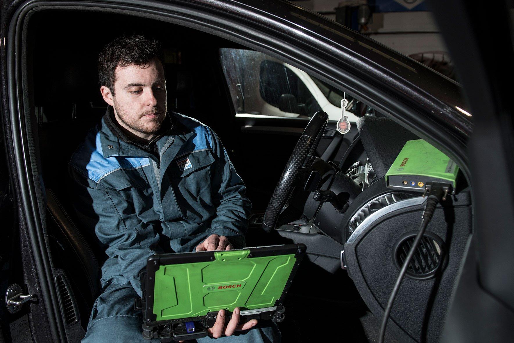 Компьютерная диагностика авто в Черкассах